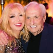 Elizabeth Segerstrom and Frank Gehry at the Hammer Museum Gala