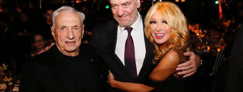 Frank Gehry, Valery Gergiev, Elizabeth Segerstrom Honored at Colburn Gala