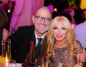 Thom Mayne and Elizabeth Segerstrom at The Hammer Museum Gala