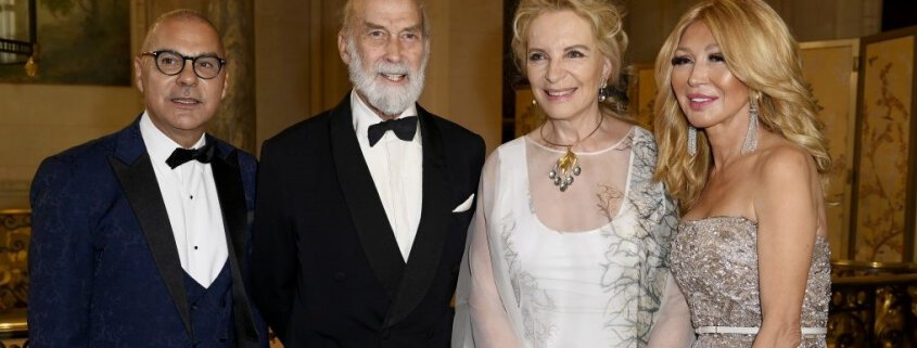 Elizabeth Segerstrom Lang Lang Wedding