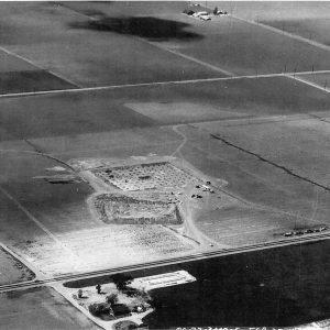 South Coast Plaza (aerial view)