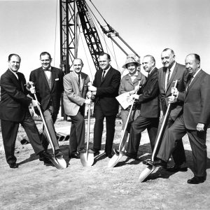 South Coast Plaza groundbreaking