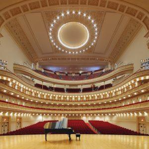Carnegie Hall's Stern Auditorium/Perelman Stage