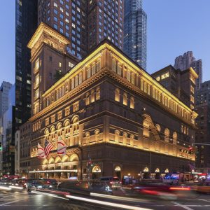 Carnegie Hall (Exterior)