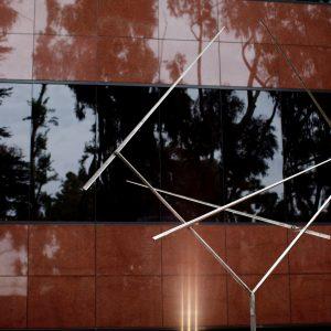 Four Lines Oblique