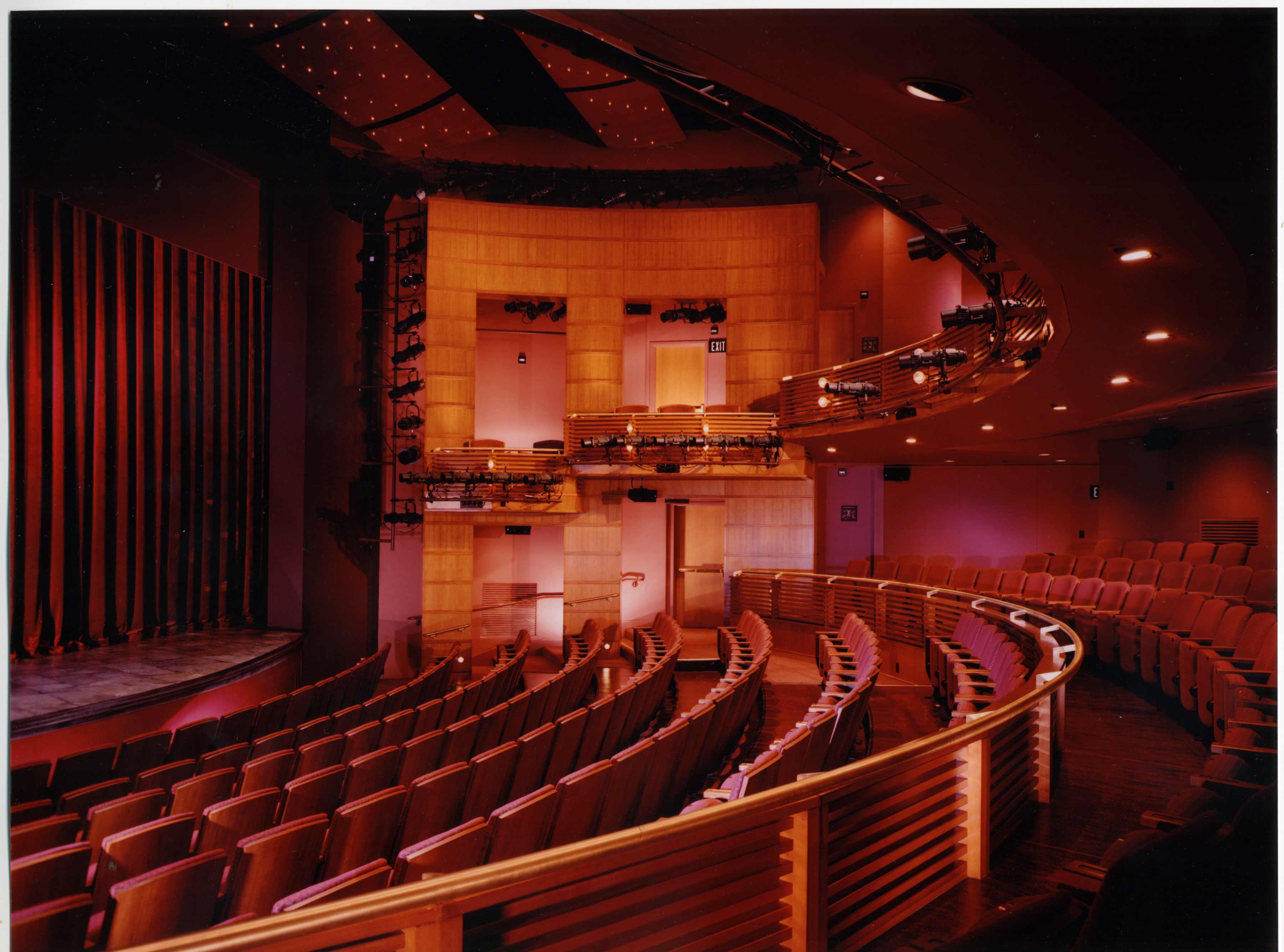 South Coast Repertory Theatre - Henry T  Segerstrom