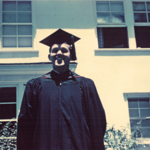Henry Segerstrom, Stanford University Graduation