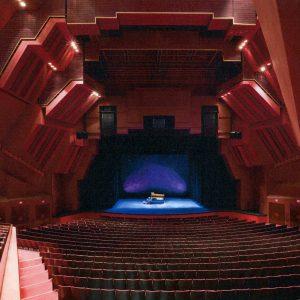 Segerstrom Hall seats