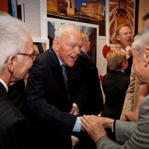 Henry Segerstrom at Assouline book launch