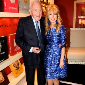 Henry and Elizabeth Segerstrom at Assouline book launch